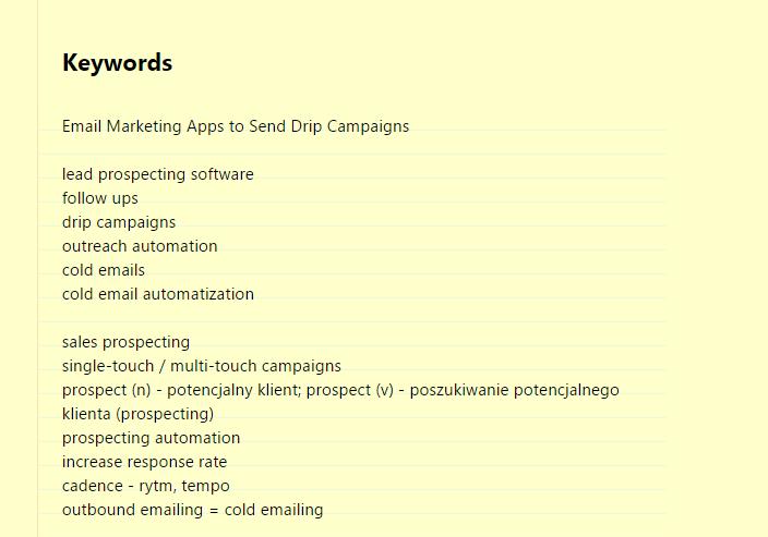 Brand-Keywords