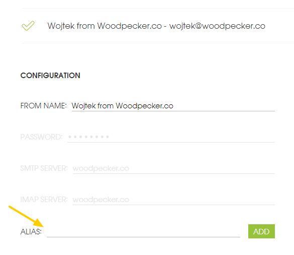 woodpecker-alias