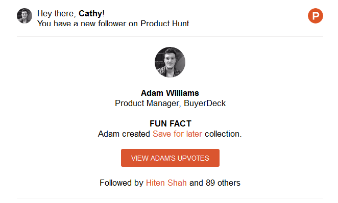 product-hunt-notification