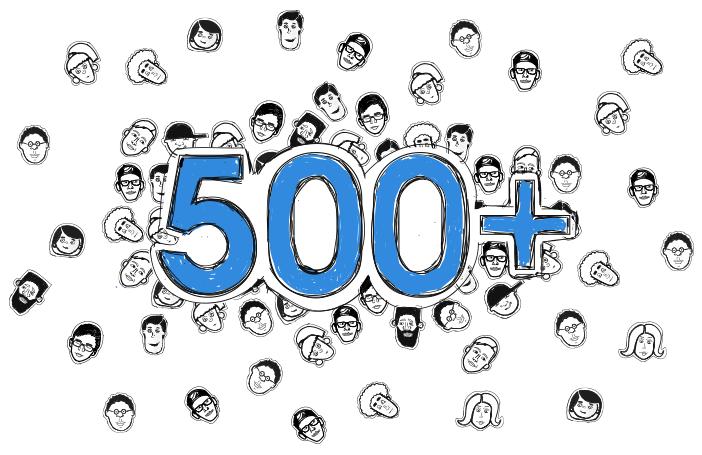 woodpecker-500+