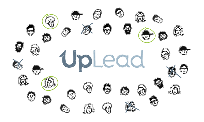 an illustration of Uplead at Woodpecker