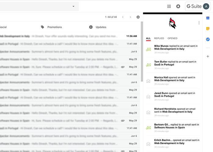 woodpecker-gmail-plugin