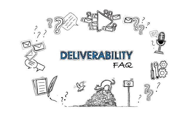 deliverability and connected terms illustration