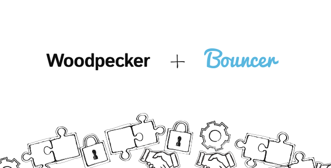 Woodpecker and Bounder integration visualization