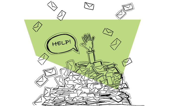 How to Process Emails Effectively: 5 Email Management Tips