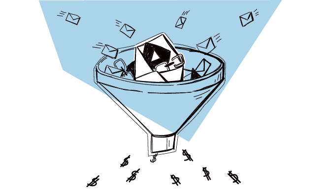 What is a cold email funnel and how to create it?