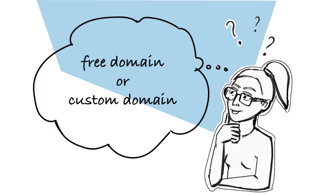 Free email vs Custom Domain Email - Which One is Better for Cold Email Outreach