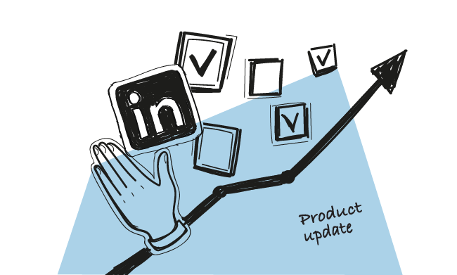 LinkedIn manual tasks - new feature