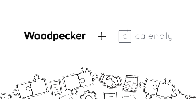 calendly and woodpecker native integration