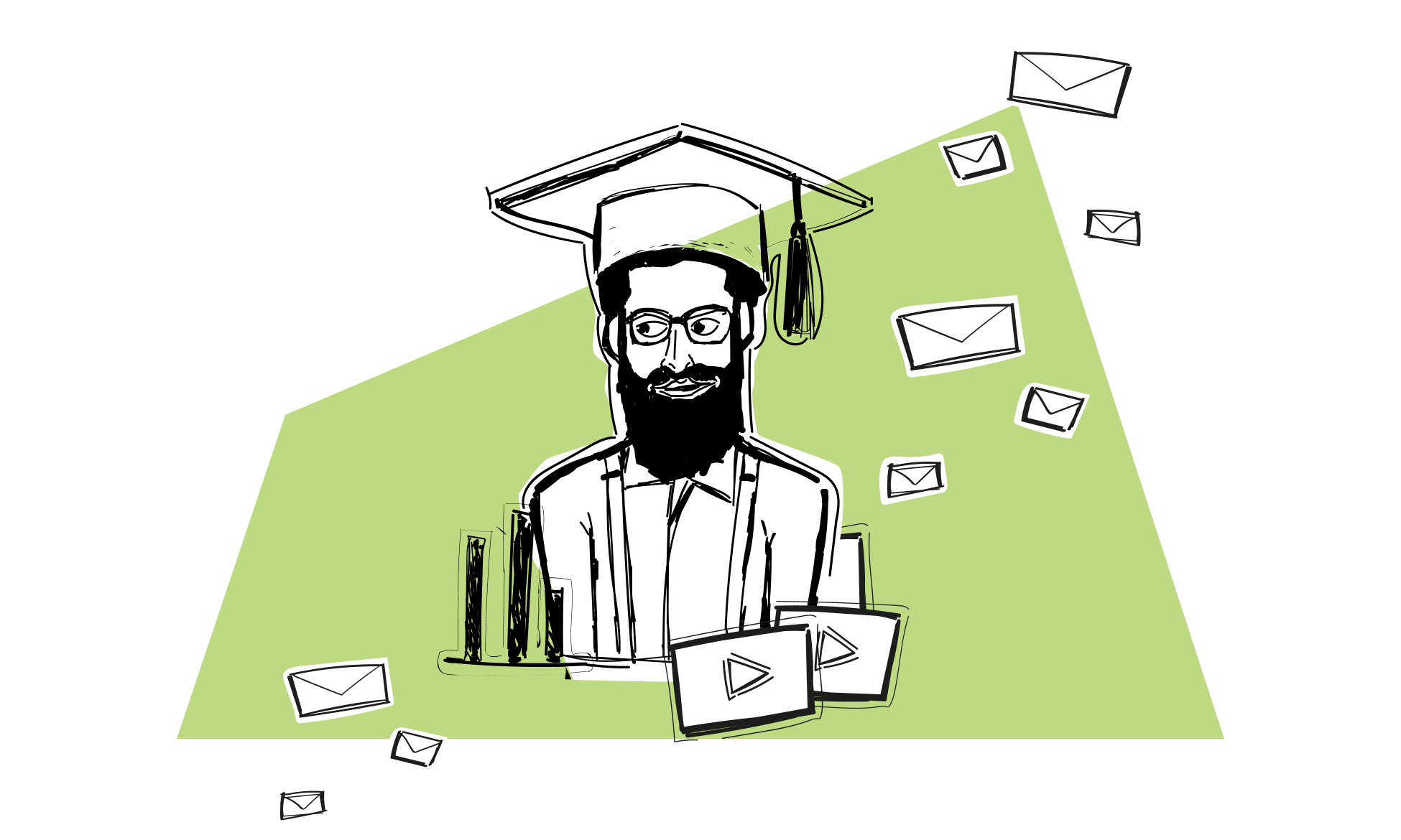 Woodpecker Academy - cold email course release