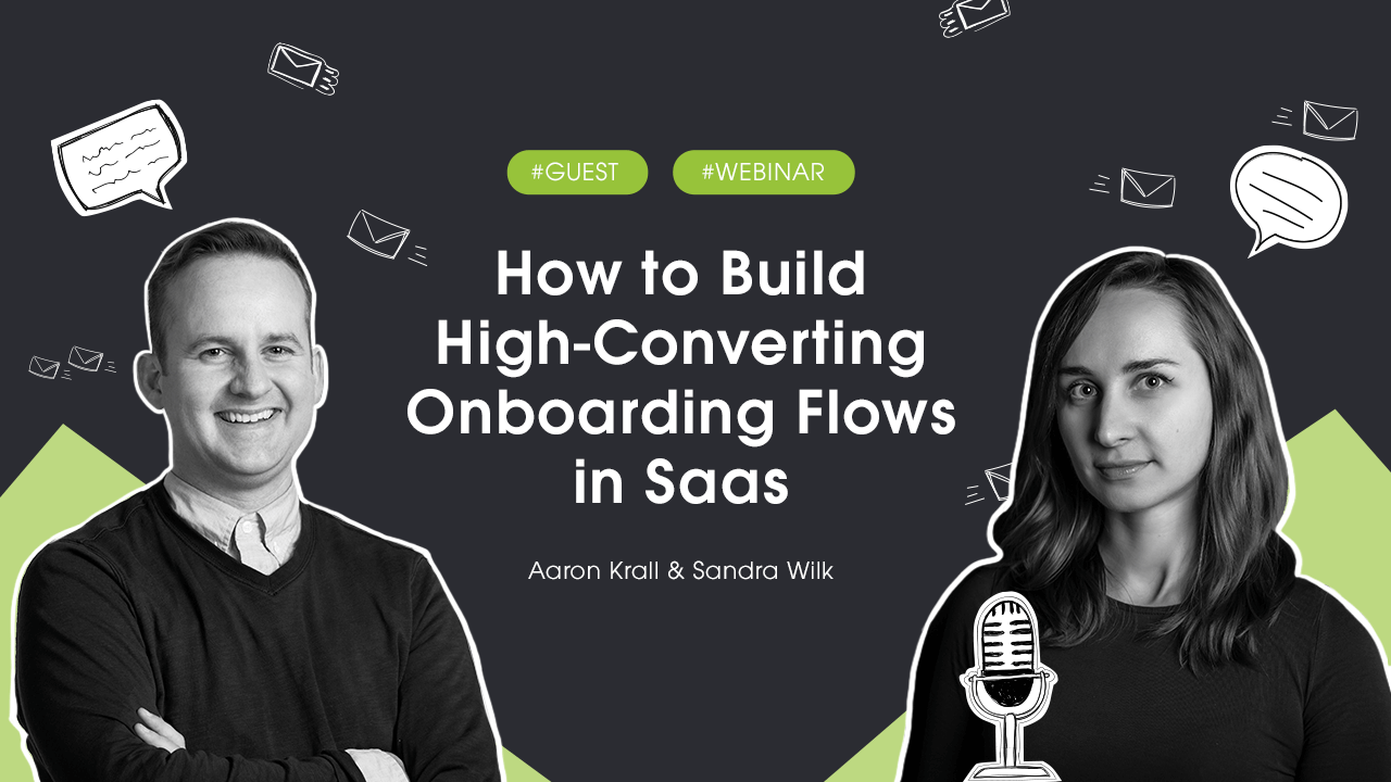 build high-converting onboarding flows in SaaS