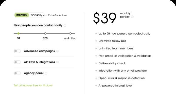 Woodpecker pricing